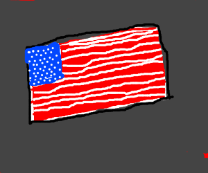 US Flag if there had been 22 colonies