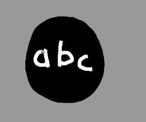 ABC-TV logo - Drawception