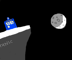 Doctor Who: Moon Titanic (10th doctor)