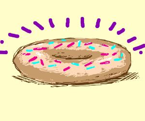 Mmmm..donuts..all that sugar yeah