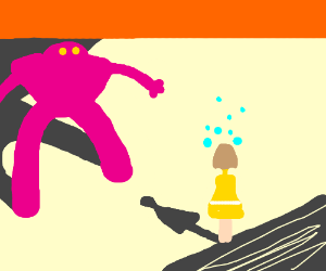 Yoshimi Battles the Pink Robots album cover
