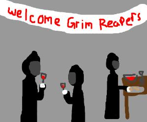 Grim Reaper Convention