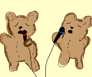 Teddy Bear Karaoke