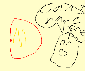 Bowling ball orders McDonalds