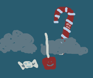 Candy Canes are stalkers