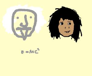 Einstein and Maugli