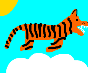 flying tiger style