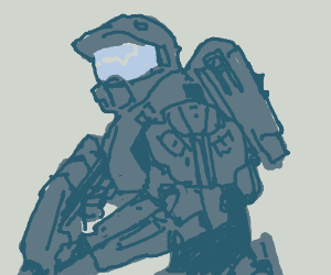 Master Chief from HALO