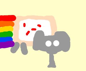 Nyan elephant