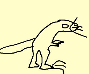 Raptorcat attack.