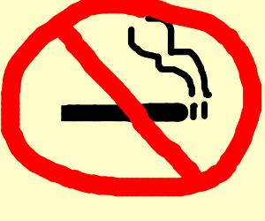 smoking is hazardous