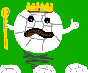 The Soccer Ball King Approves!