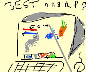 Chickcatcarrot Online - Best MMORPG