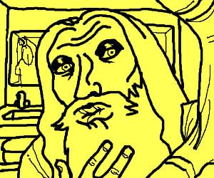 Selfie Jesus