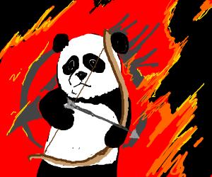 Panda Hunger Games