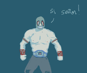 My Own Private Mexican Wrestler