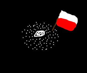 Poland in a galaxy far far away
