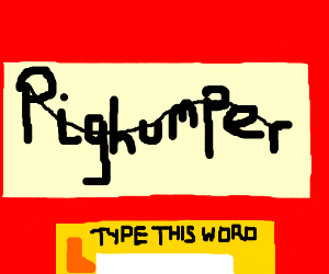 The most ridiculous captcha in the world