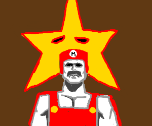 What if... Mario was a Russian?