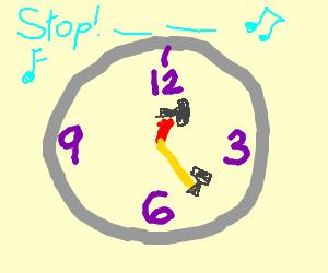 Hammer Time?
