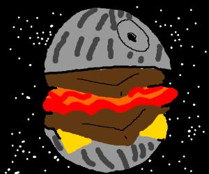 Deathstar the Baconator!