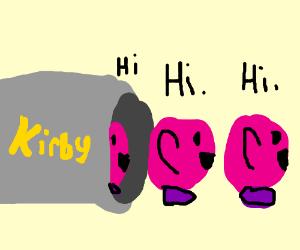 Kirby dispenser