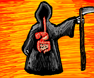 Death's Digestive System