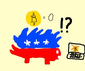 lol bitcoin