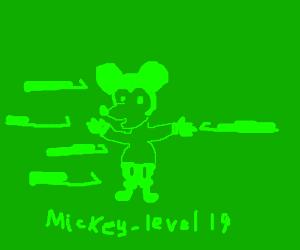 Pip Boy at Disneyland