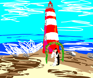 i want to marry a lighthouse keeper