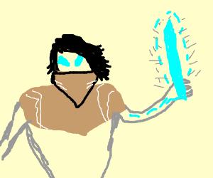 Raziel with his Soul Reaver