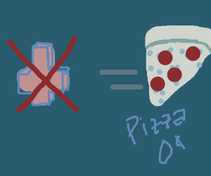 No healthcare equals free pizza