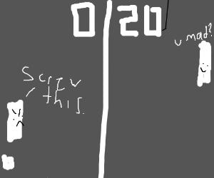 Pong gains sentience