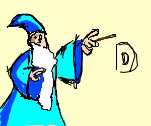 Merlin loves Drawception
