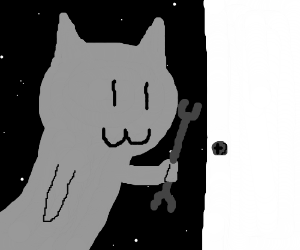 Cats take over NASA and do deep space missions