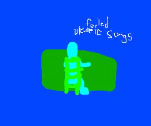 failed ukulele songs by the blue man group
