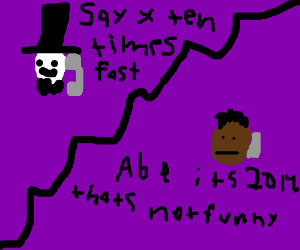 Abe Lincoln prank calls through time