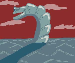 Futuristic Sea Monster