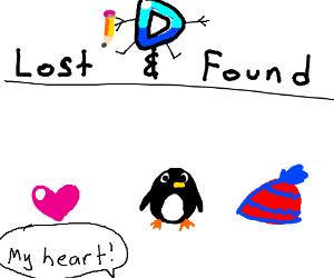 I left my heart in Drawception
