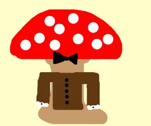 Super Mushroom is now Dapper Mushroom