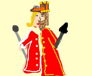 king/queen hybrid