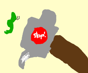 Stop!  Hammer Time!  (with a dancing snake)