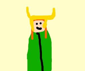 Loki as a Ginger