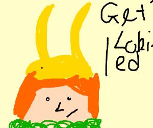 ginger loki