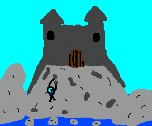 Drawception Storms the Castle!