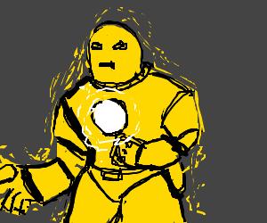 Ironman has upgraded to Goldman