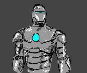 Iron Man's MK II armor
