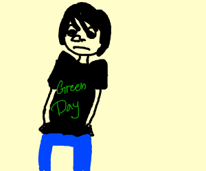 Nobody likes Greenday anymore..