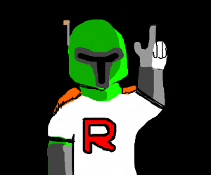 Team Rocket adds Boba Fett.  Prepare to fight!