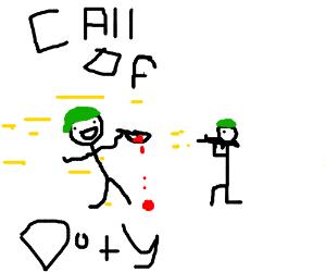 Call of Duty: Duty Everywhere